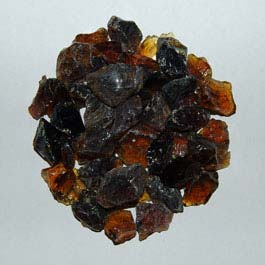 Recycled Glass - Amber
