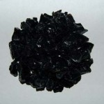 Recycled Glass - Black