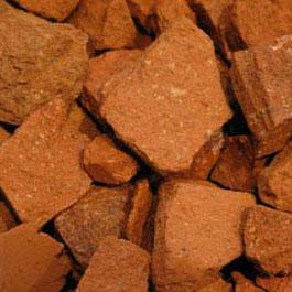 Red Crushed Brick