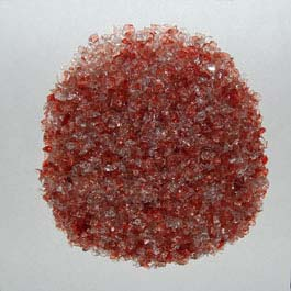 Recycled Glass - Cranberry