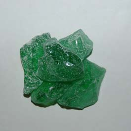 Recycled Glass - Crystal Green