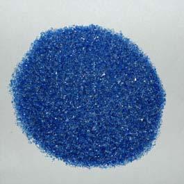 Recycled Glass - Dark Blue