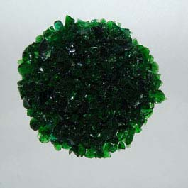 Recycled Glass - Dark Green