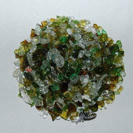 Recycled Glass - Earthtone