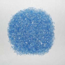 Recycled Glass - Light Blue