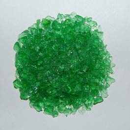 Recycled Glass - Light Green