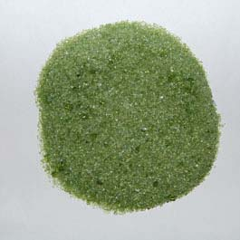 Recycled Glass - Moss Green