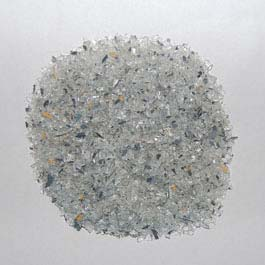 Recycled Glass - Mirror