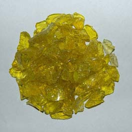 Recycled Glass - New Yellow