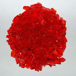 Recycled Glass - Orange