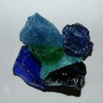 Recycled Glass - River Mix